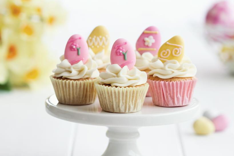 Desserts de Pâques: notre panier de recettes gourmandes