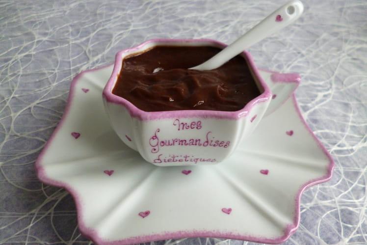 Crème dessert protéinée cacao chicorée
