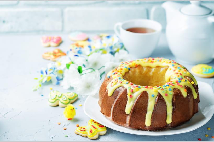 32recettes de desserts de Pâques
