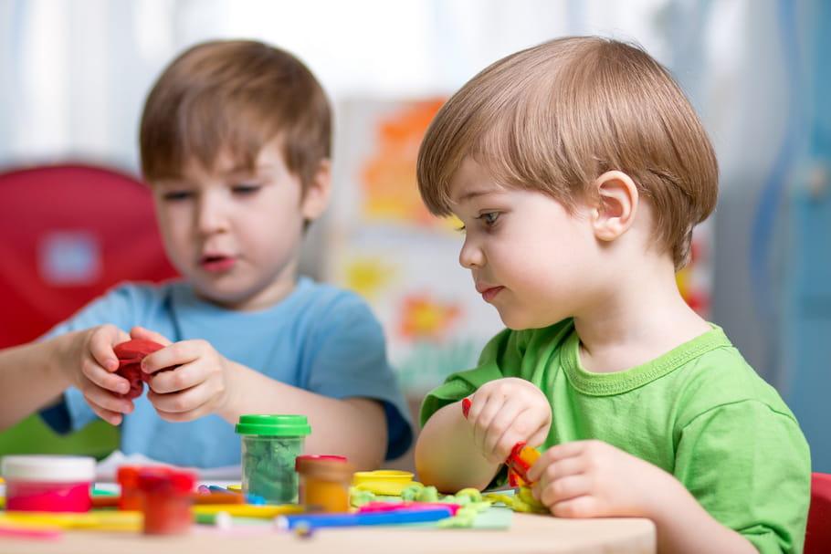 Garde d'enfant: les parents consacrent 446euros par mois
