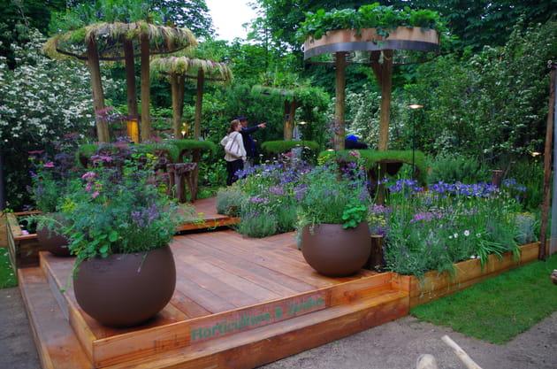 Un jardin à cultiver