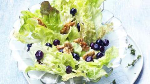 Comment rafraîchir salade flétrie