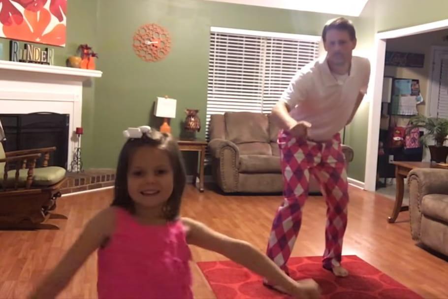 Vidéo : ce père qui danse avec sa fille fait craquer Justin Timberlake