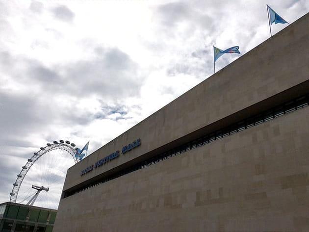 Southbank Centre : sur la route