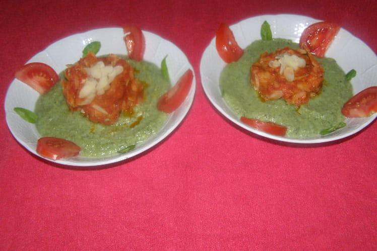 Brocolis aux amandes effilées (basses calories)
