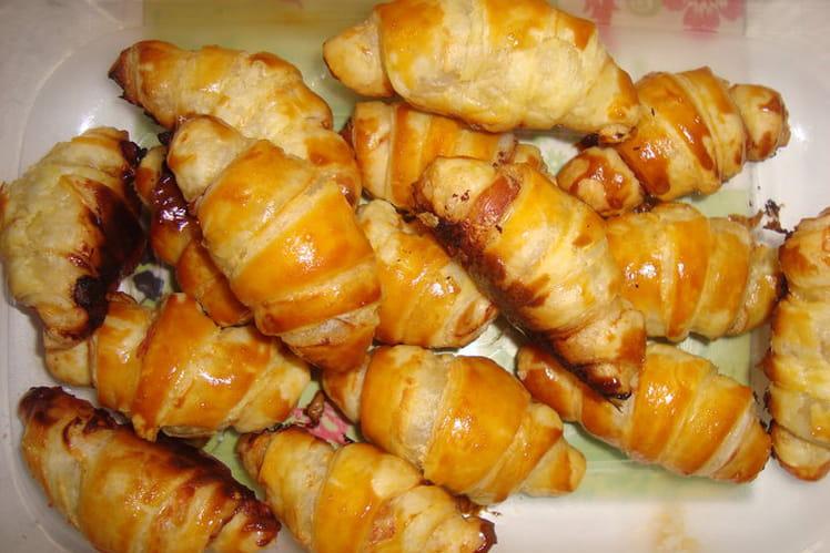 Petits croissants à la provençale