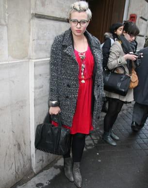 streetlook, chanel, mardi 25 janvier 2011