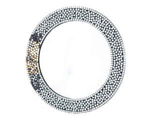 miroir 'disco' de la maison de valérie