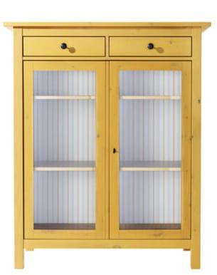 l'armoire à linge 'hemnes' d'ikea