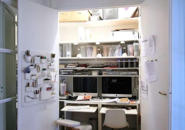 Comment bien organiser son bureau pour un espace de for Bien organiser son bureau