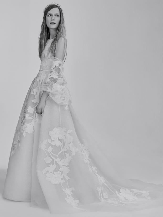 Une robe de mariée originale