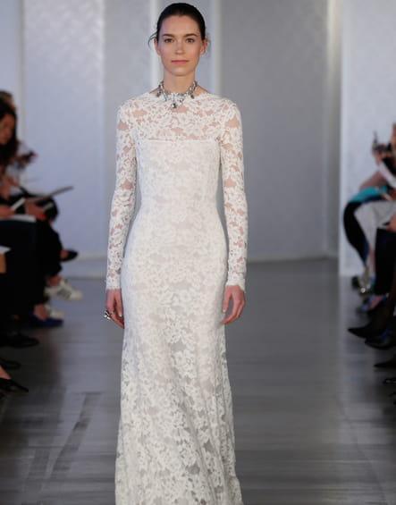 Robe de mariée Gavi, Oscar de la Renta