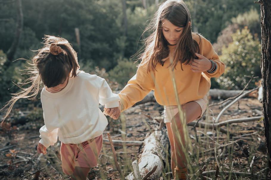 Vêtements pour enfants écolos: top 10des marques green