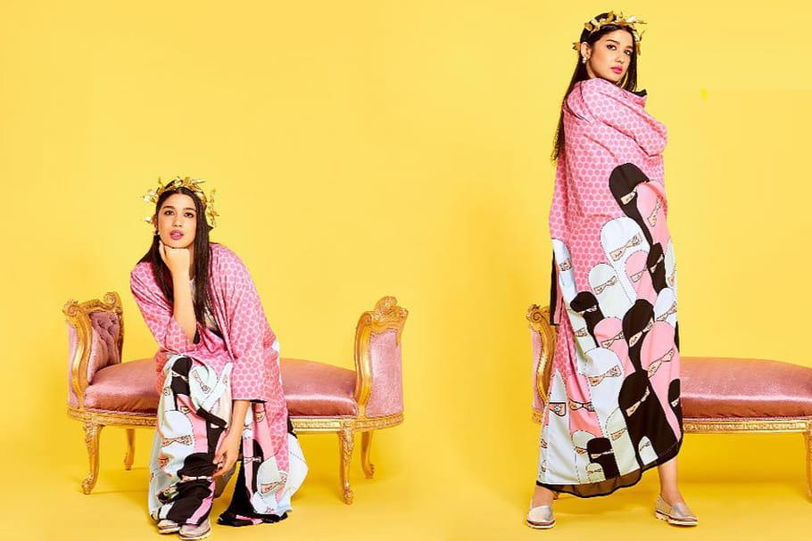 Fatma Al Mulla: découverte d'une créatrice émiratie, entre culture pop et traditions