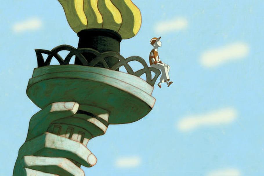 Phantom Boy: Alain Gagnol et Jean-Loup Felicioli croquent la Grosse Pomme