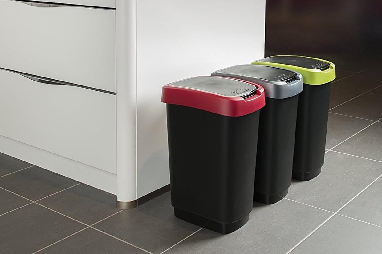 Meuble Cache Poubelle Interieur meilleure poubelle de cuisine : laquelle choisir ?