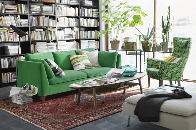 Canapé Stockholm par Niels Gammelgaard pour Ikea