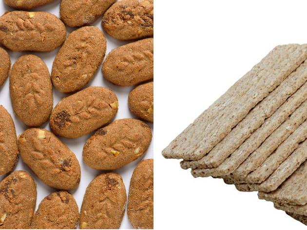 Biscuits petit-déjeuner ou tartine craquante ?