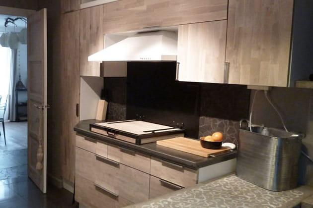 en faux b ton cir. Black Bedroom Furniture Sets. Home Design Ideas