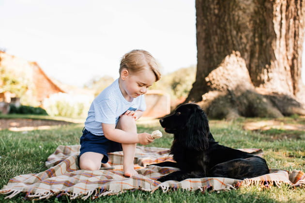 Le prince George fête ses 3 ans : happy birthday !