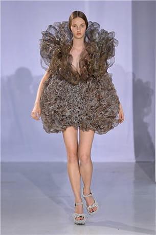 iris van herpen, défilé haute couture automne-hiver 2011-2012