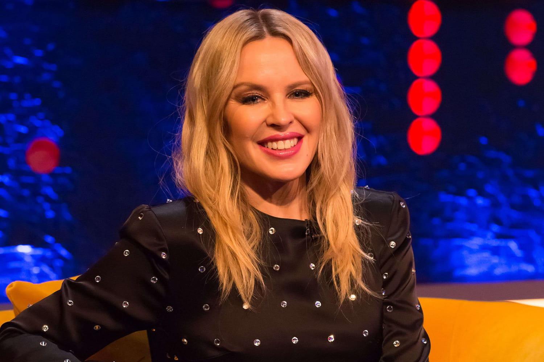 Kylie Minogue se montre sans maquillage sur Instagram