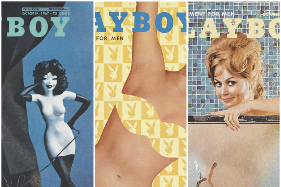 Playboy se remet à poil