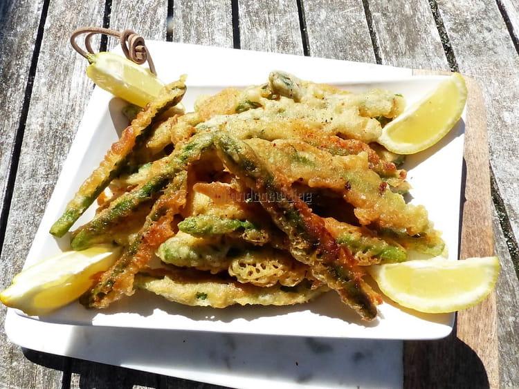Recette de beignets d 39 asperges vertes - Cuisiner les asperges vertes ...