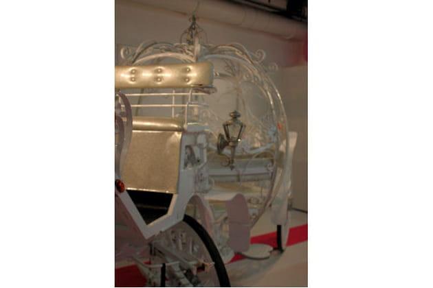 Le carrosse de Cendrillon