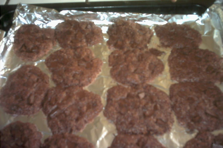 Cookies ultra chocolat