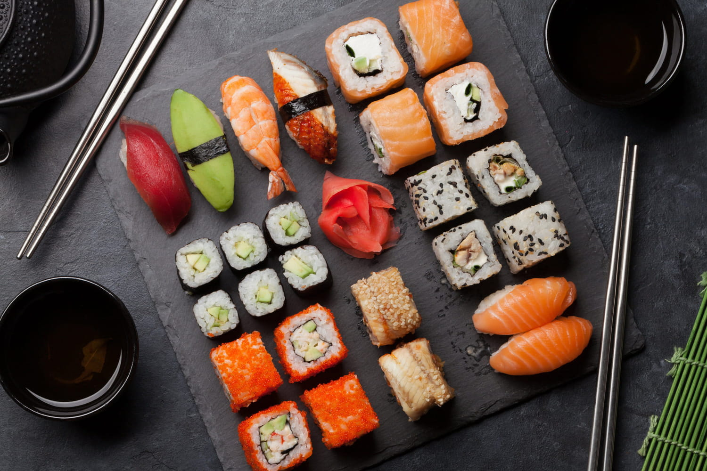 Recettes au wasabi