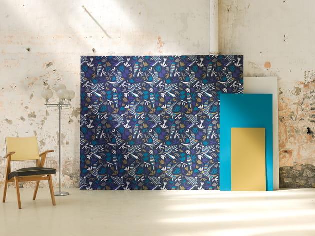 Papier peint La Ronde des Oiseaux par Ressource
