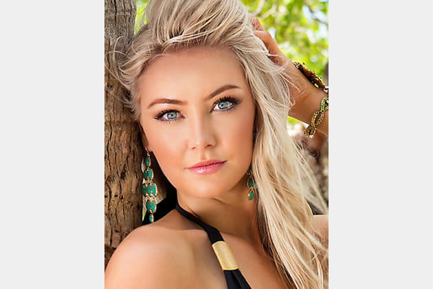 Miss Nouvelle Zélande, Samantha McClung