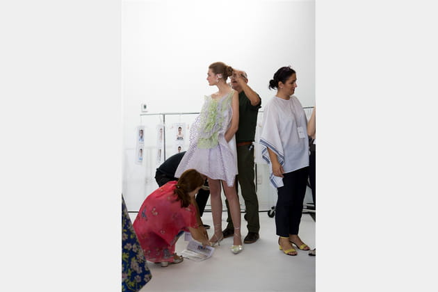Delpozo (Backstage) - photo 28