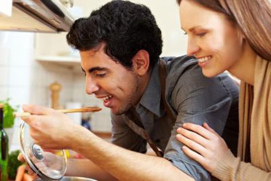 Hommes-femmes : deux mondes alimentaires différents