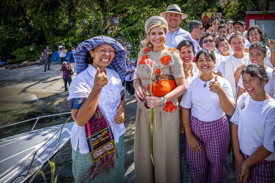 Le roi Willem-Alexander et Maxima des Pays-Bas, en Indonésie malgré le coronavirus [PHOTOS]
