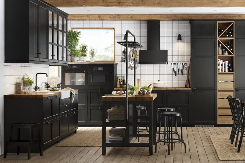 Les nouvelles cuisines IKEA nous mettent l'eau à la bouche