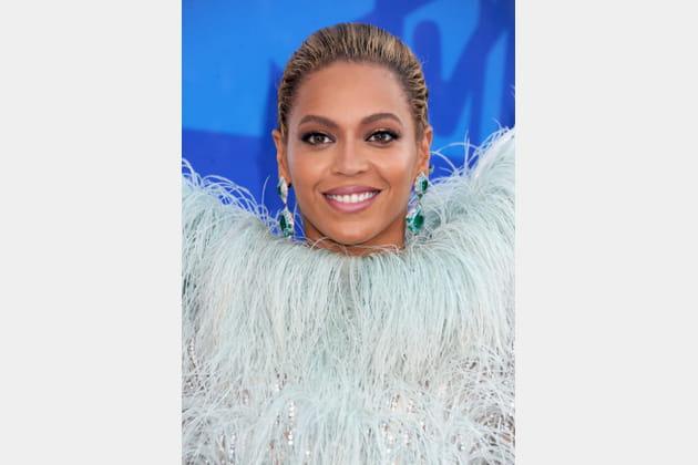 La coiffure tressée de Beyoncé