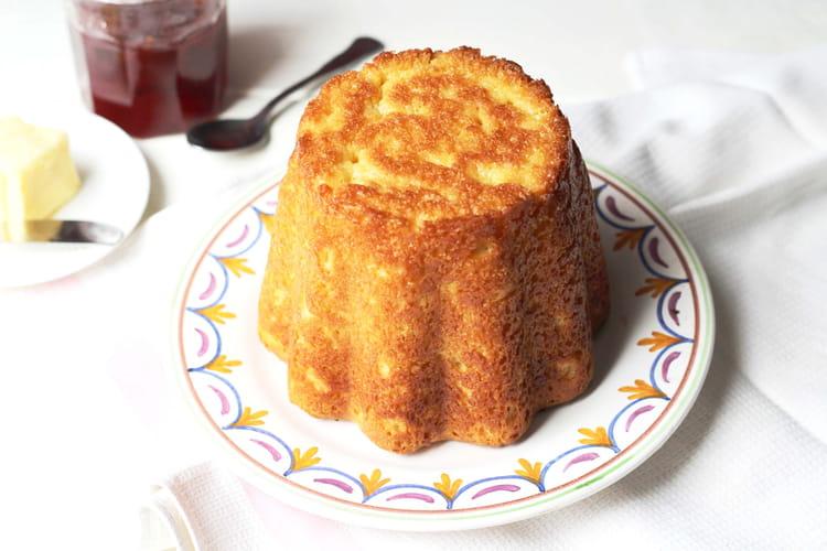 Gâteau battu