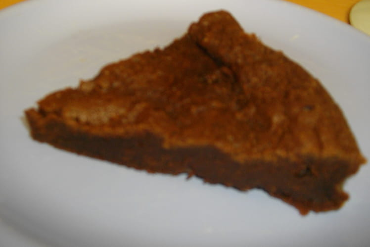 Moelleux au chocolat inratable