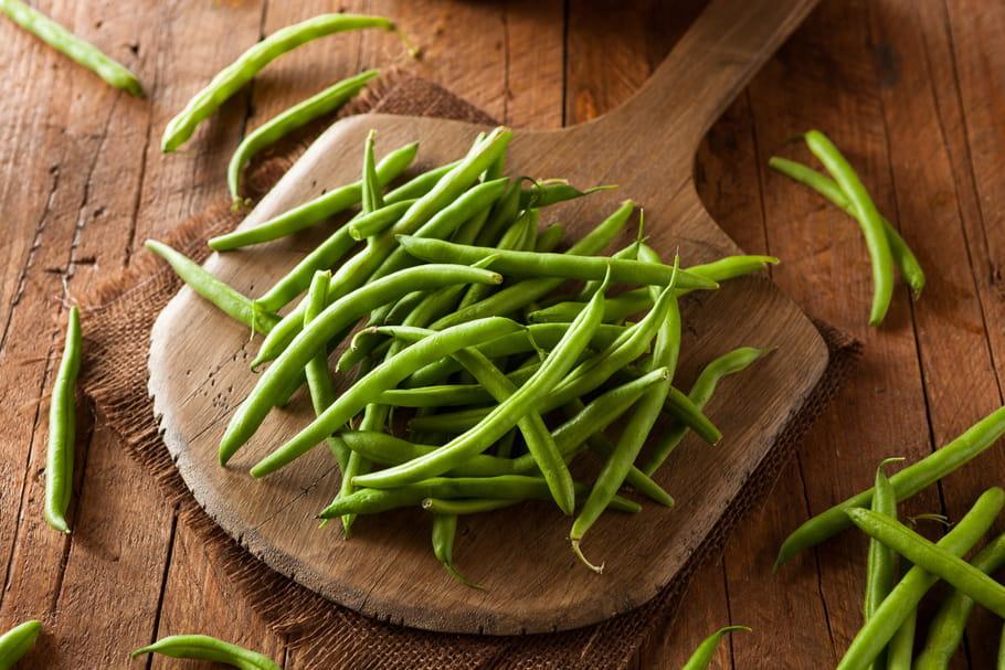 Haricots verts frais en conserve surgel s quels - Cuisiner haricots verts surgeles ...