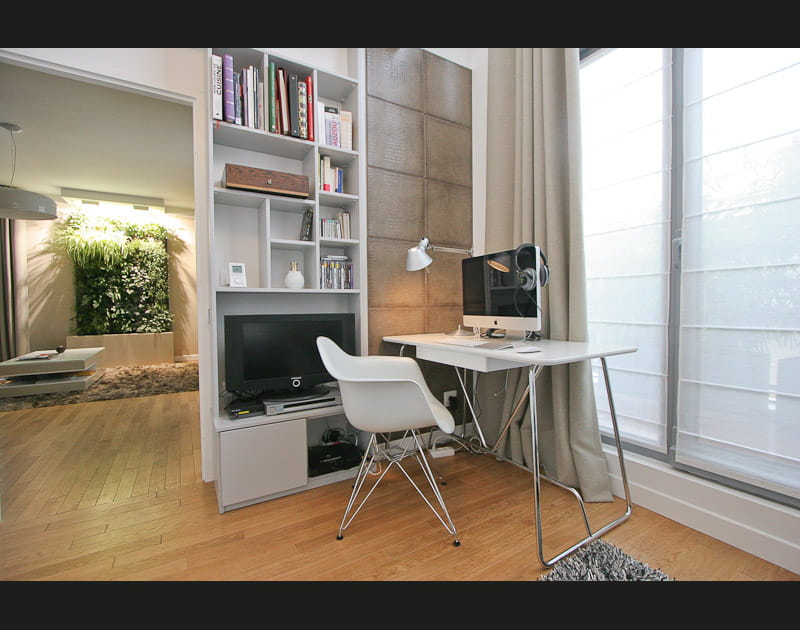 Un bureau pour toute la famille