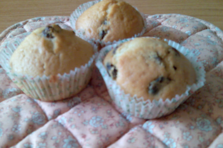 Muffins à l'anglaise