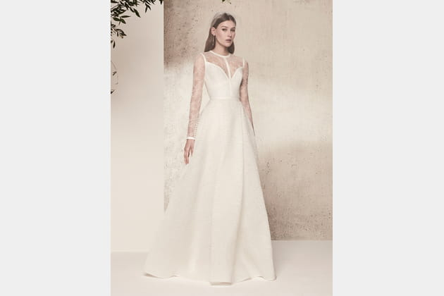 Une robe de mariée impériale 8f44b9038129
