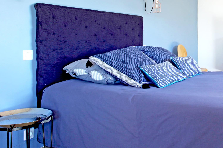 Quelle dimension idéale pour une tête de lit?