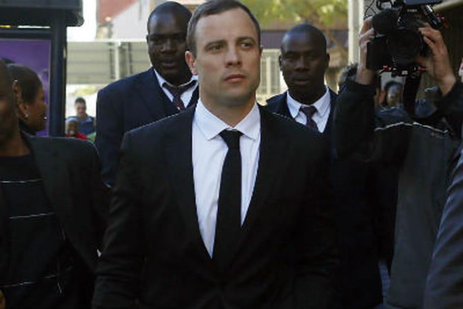 Oscar Pistorius, condamné à 5 ans de prison ferme