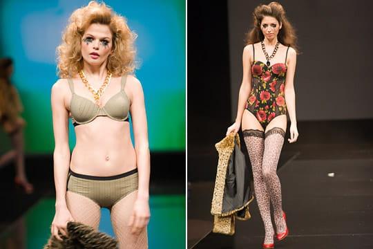 Ensembles lingerie Calida et Sherr Iridesscent