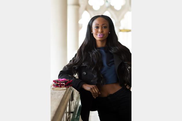Miss Ghana, Hilda Frimpong