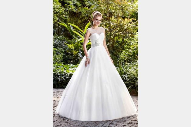 Robe de mariée Célia de Point Mariage