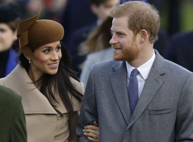 Prince Harry et Meghan Markle: leur amour en images